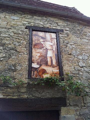 Cornac décoration