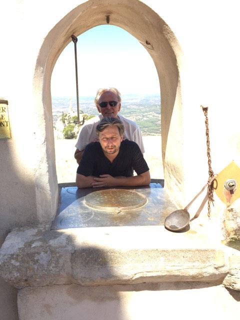 Lothar und Harald, San Salvador