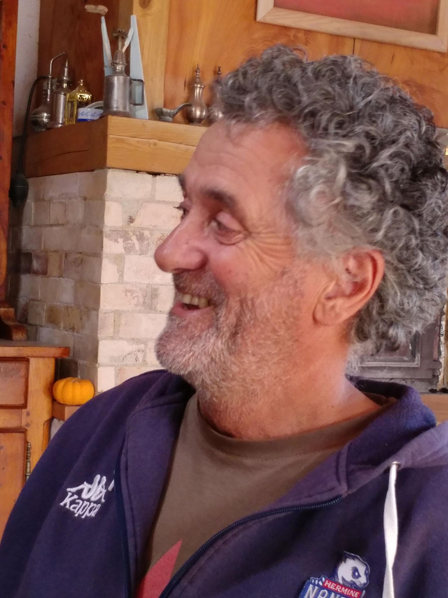 Patrick Barré, Vice-président
