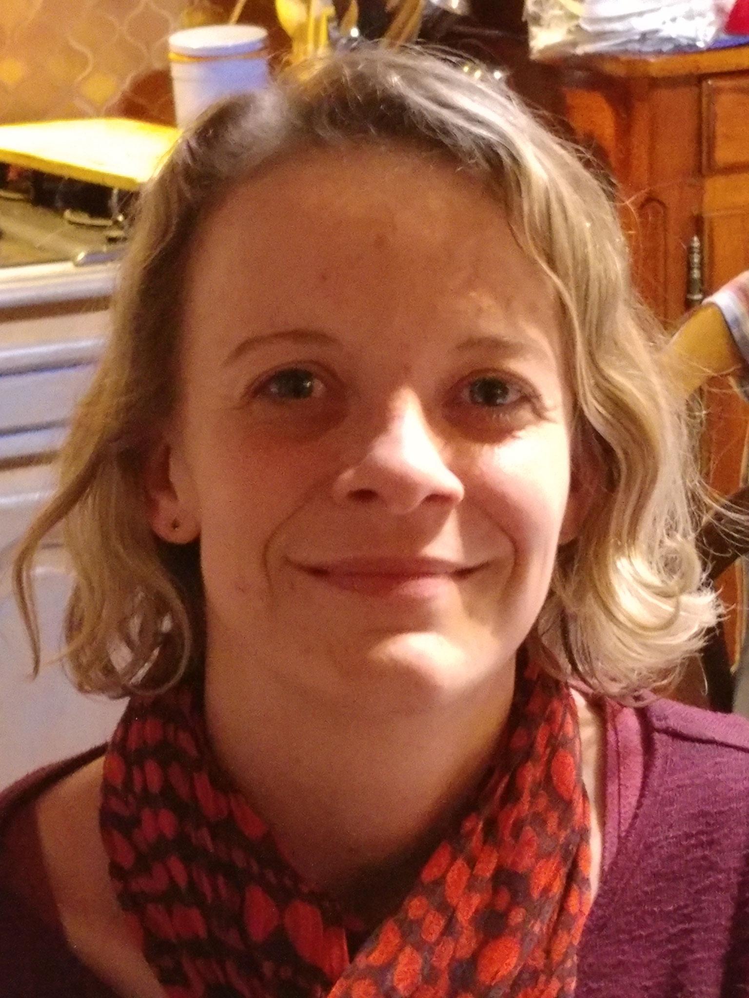 Sophie Guitteau, Chargée de communication