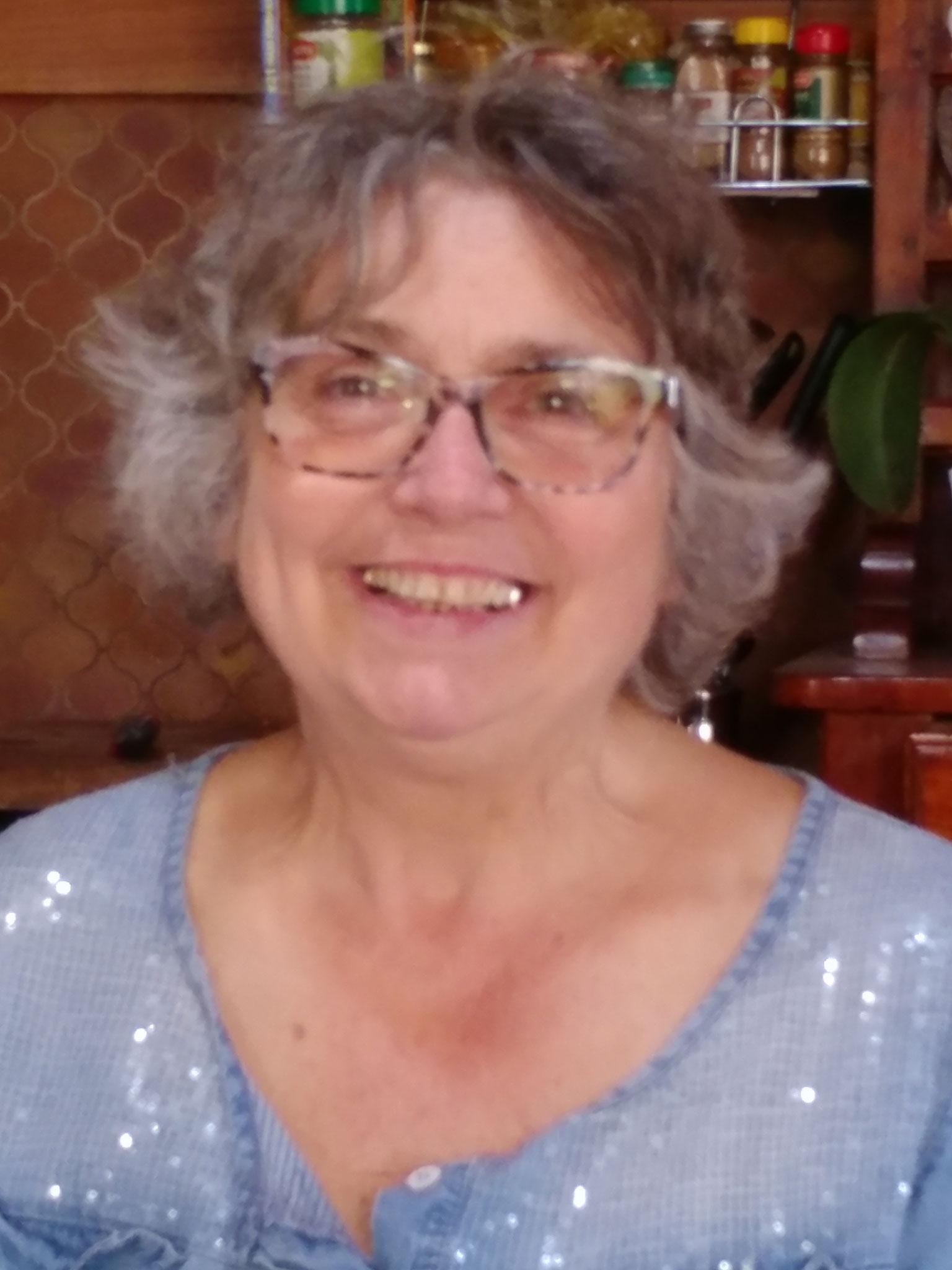 Brigitte Vidal, Secrétaire