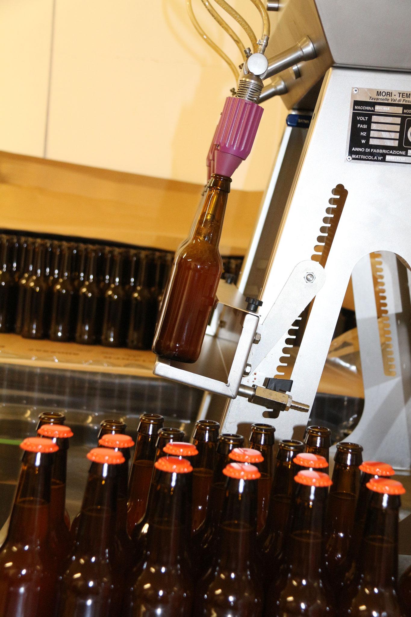 7 - Mise en bouteilles