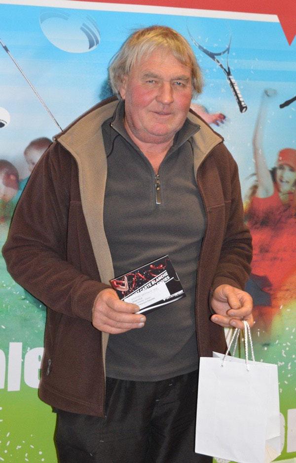 HAYBRARD Robert (Pétanque retraités)