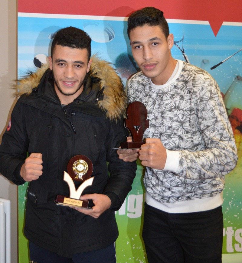 BOUSBAINE Mohamed et Lyes (Espérance Boxing Club)
