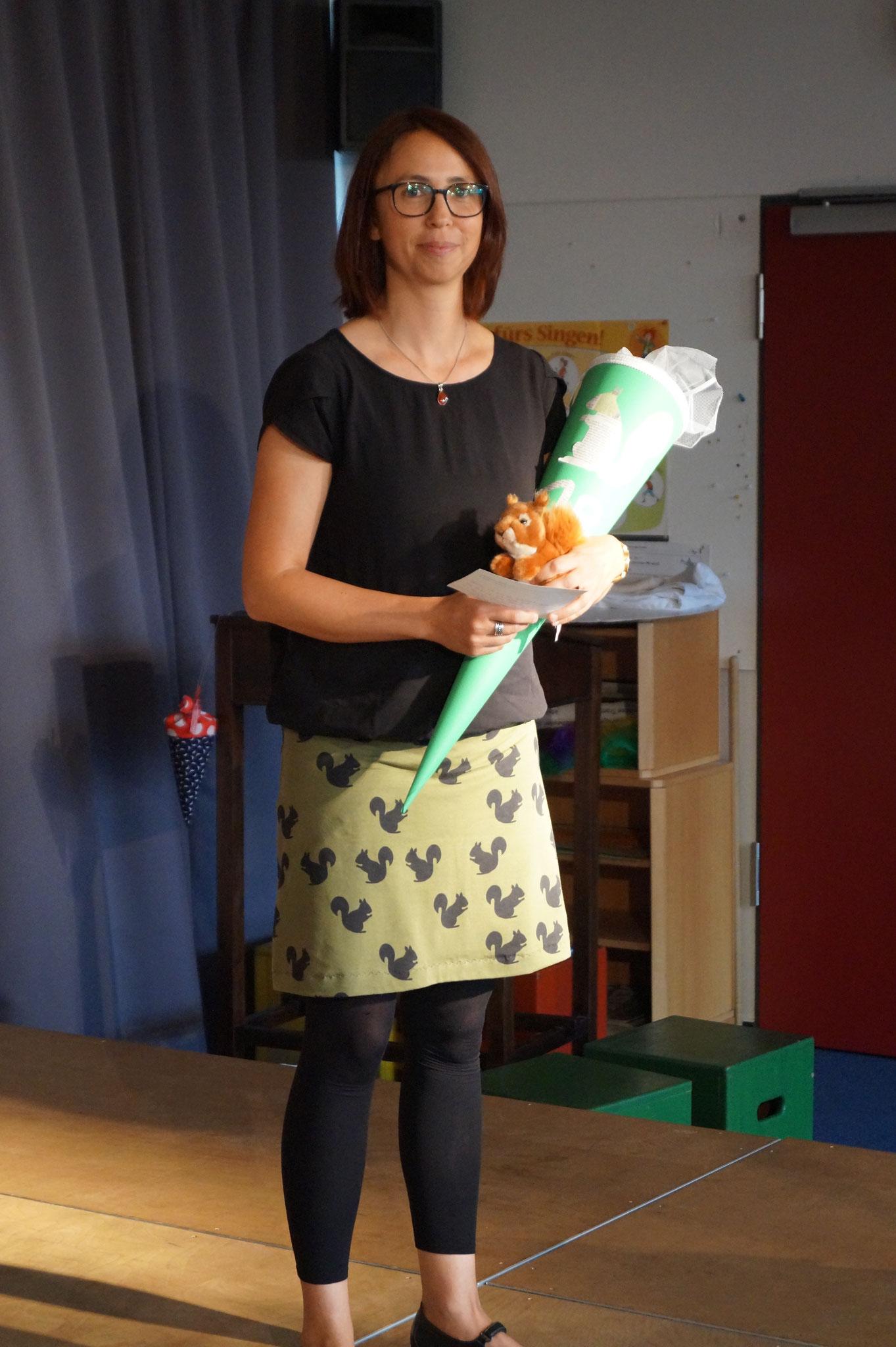 Frau Oppermann