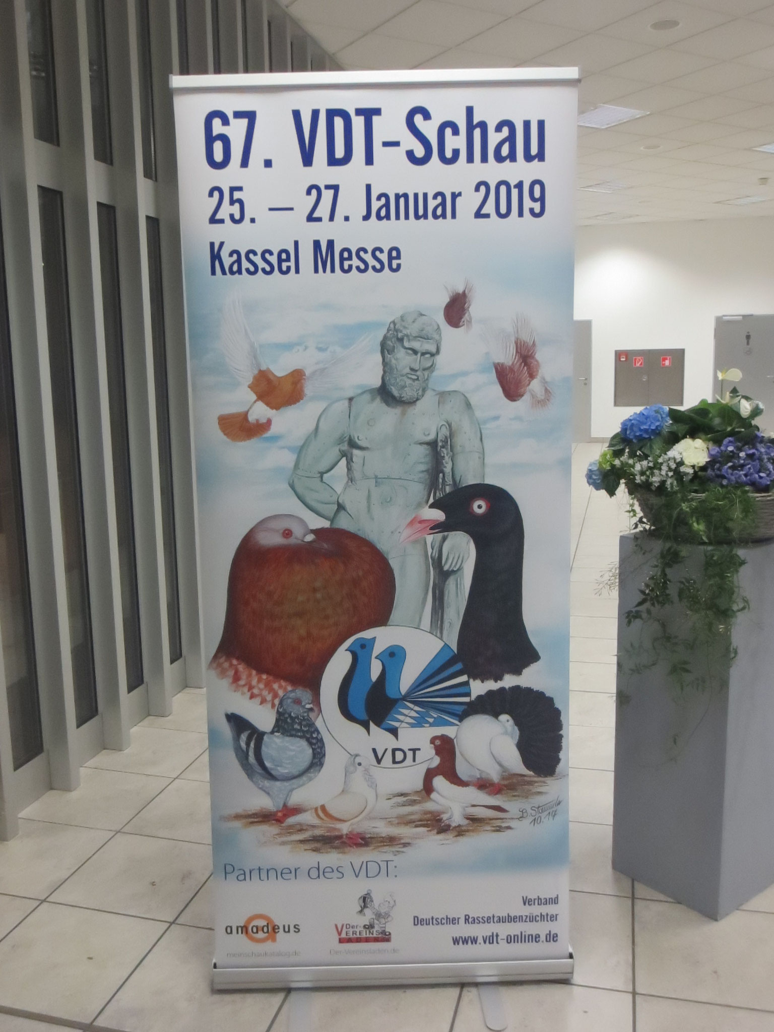 VDT-Schau Kassel vom 25.-27.01.2019
