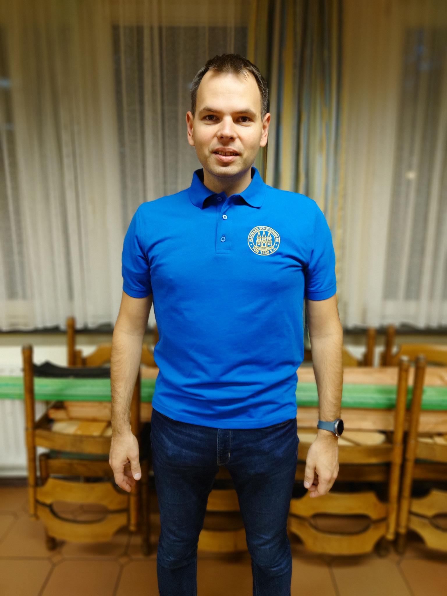 Polo-Shirt (M)