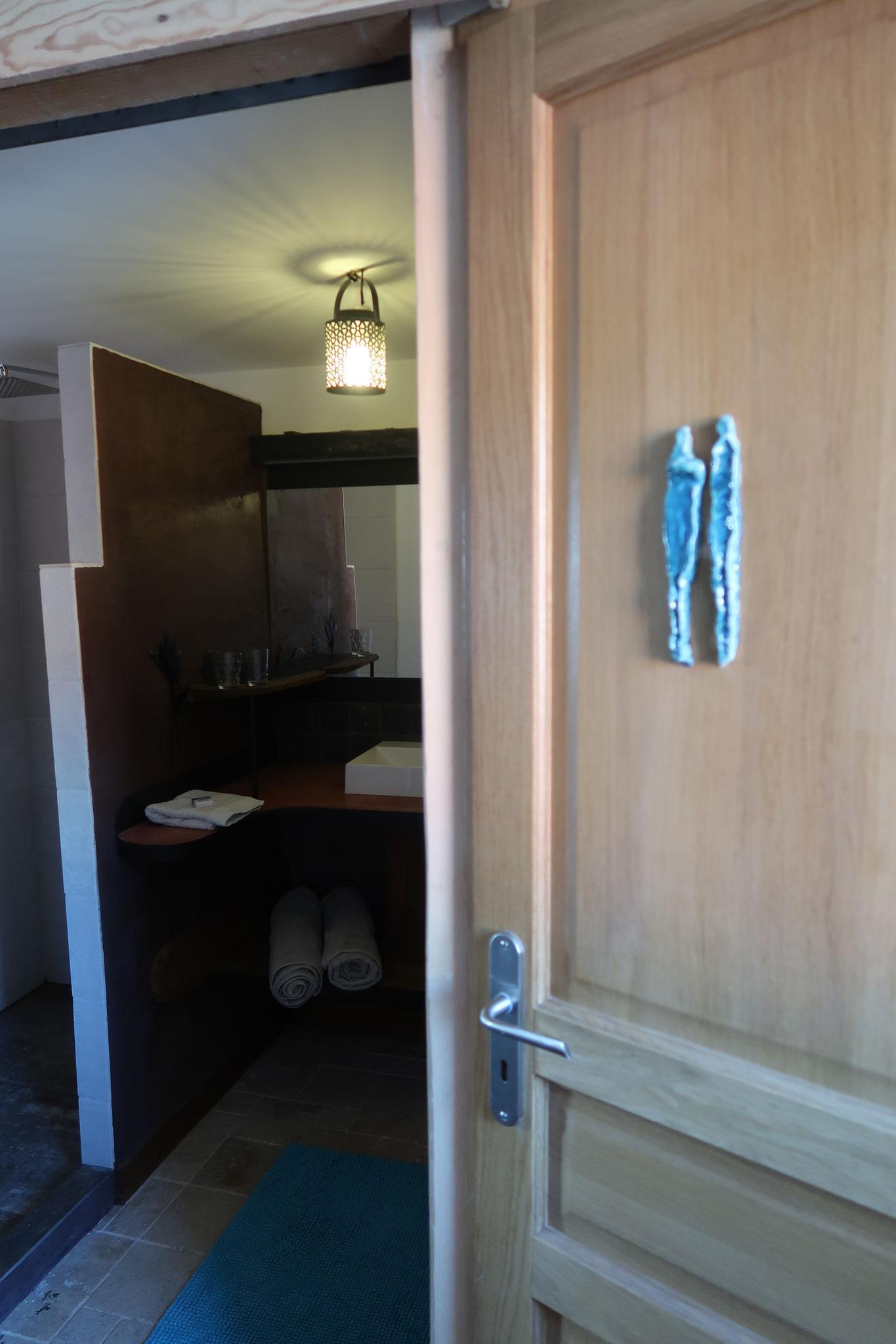 sdb et wc basquiat room