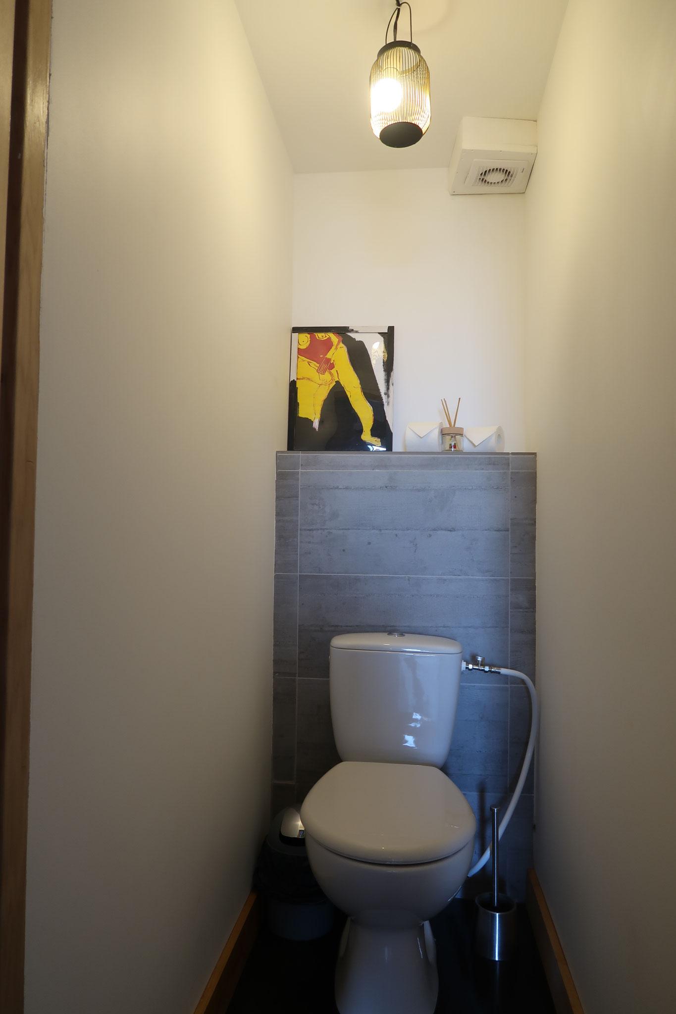 toilette arno room
