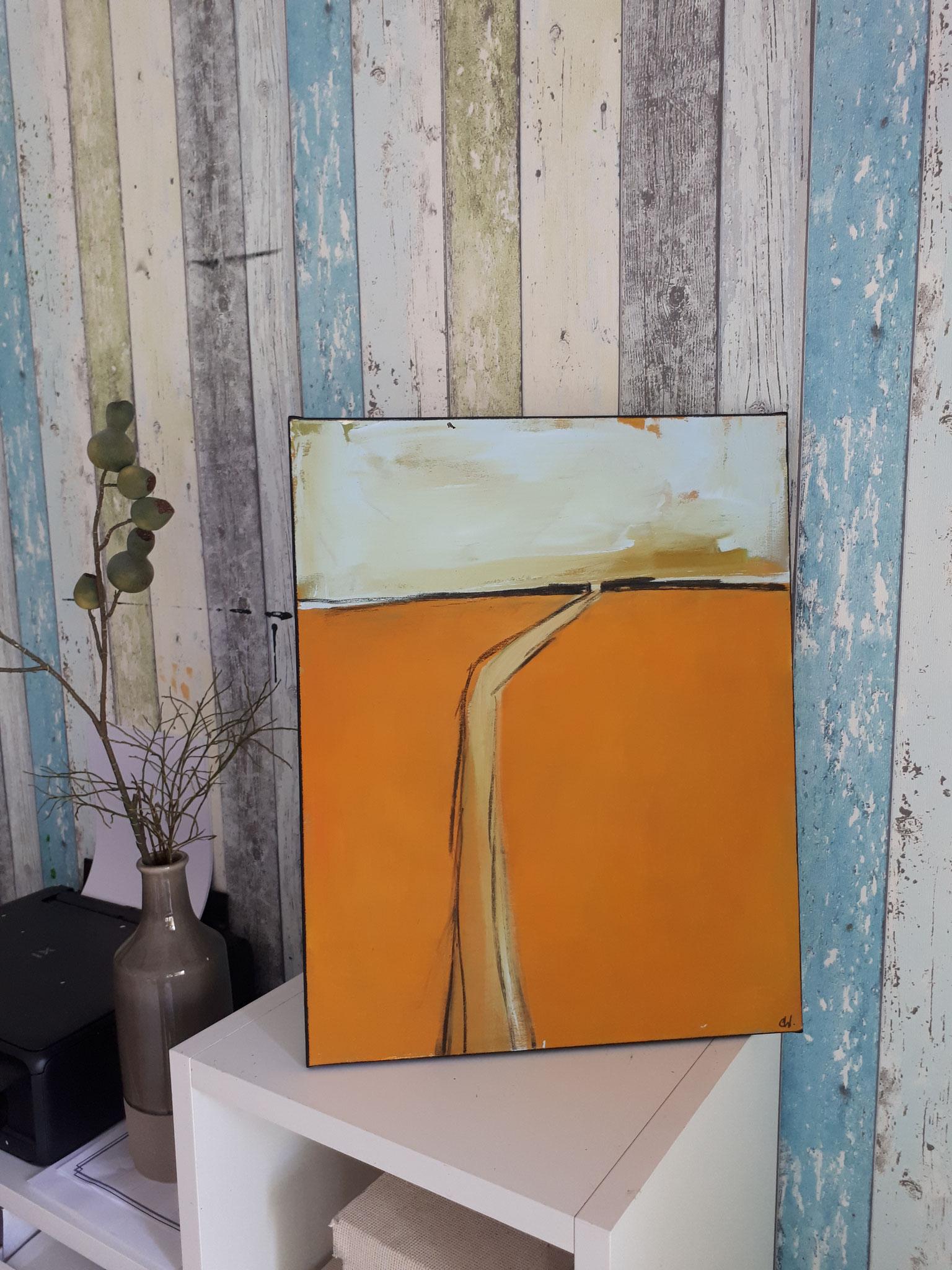 orange Landschaftsbilder