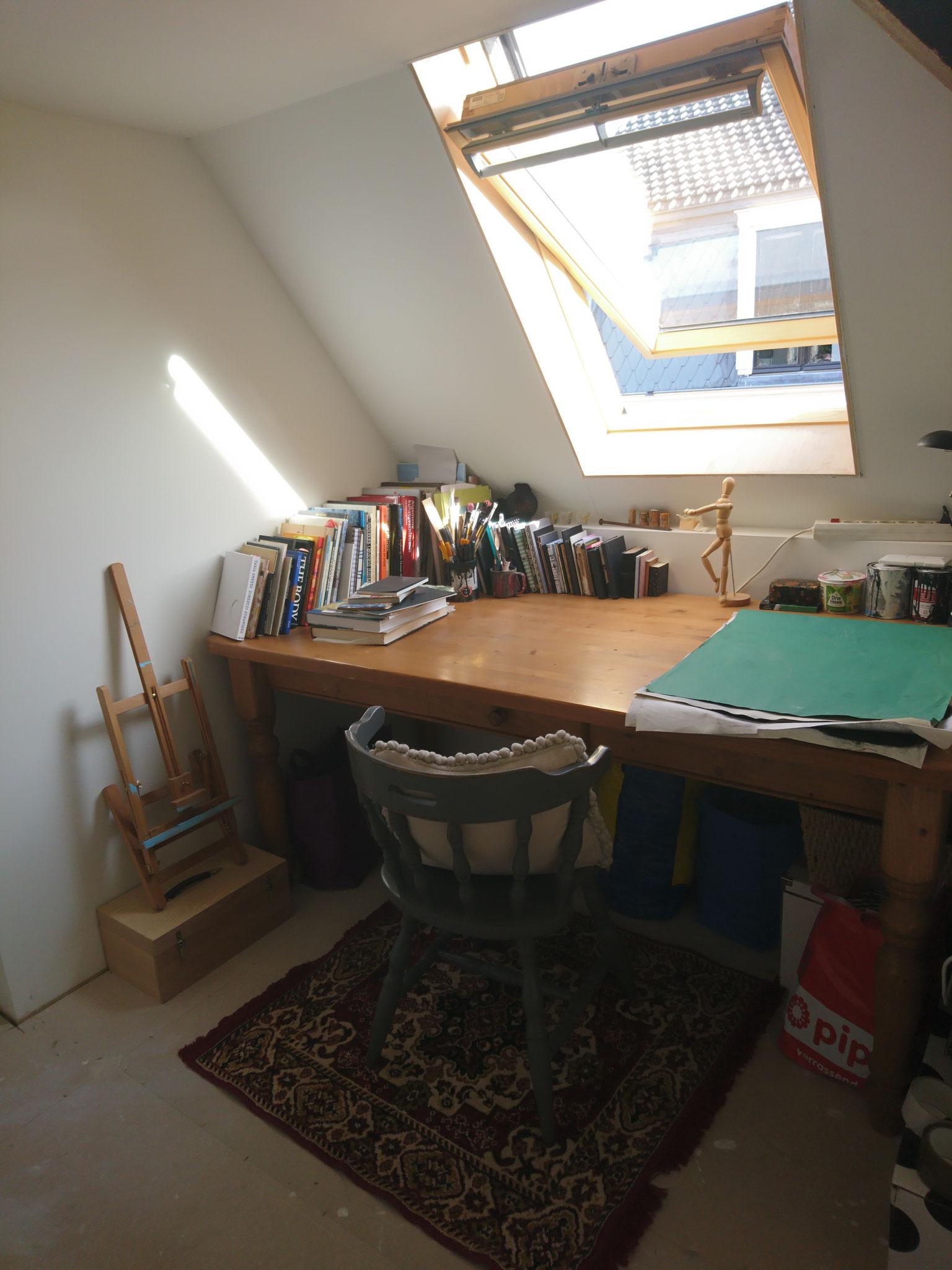 New home, new studio