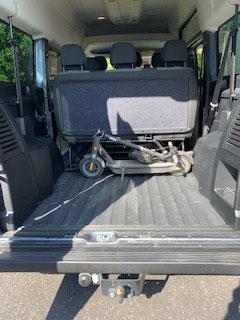 eScooter klappbar Kofferraum