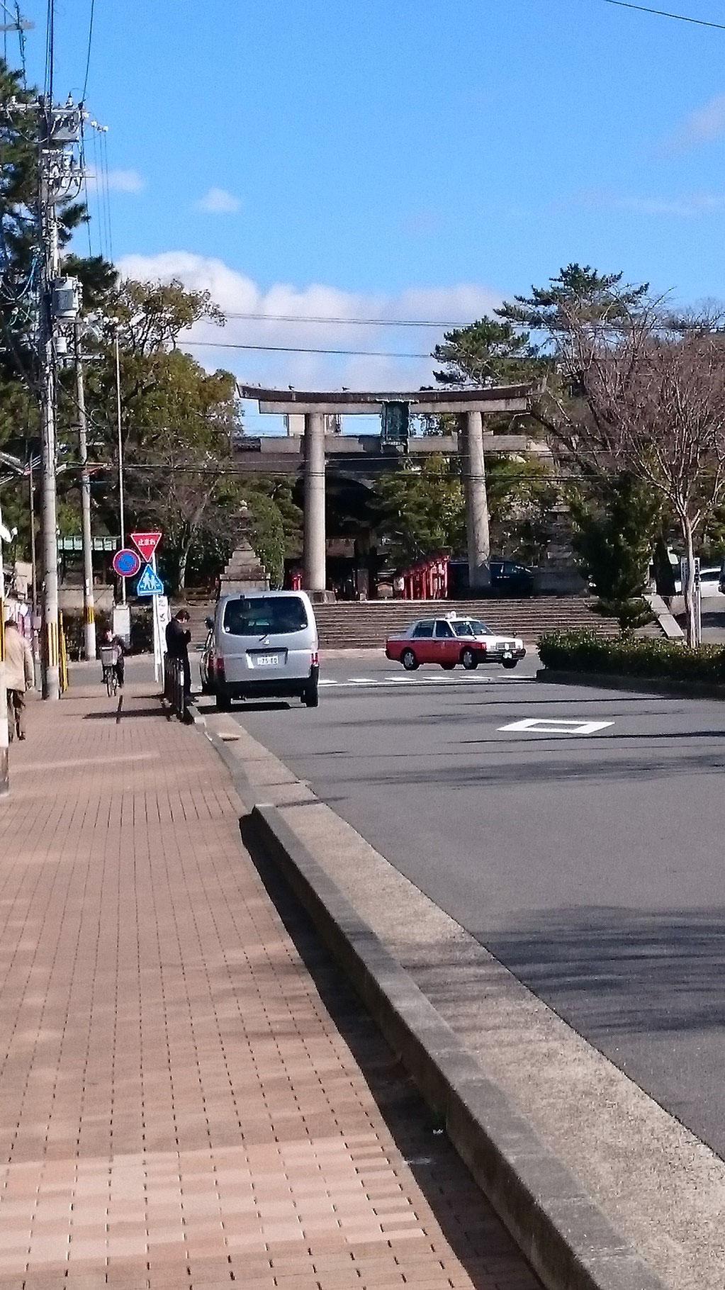 豊国神社(徒歩3分)