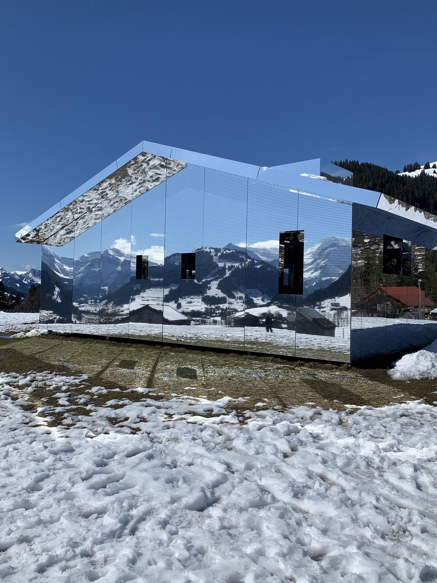 Mirage das Spiegelhaus