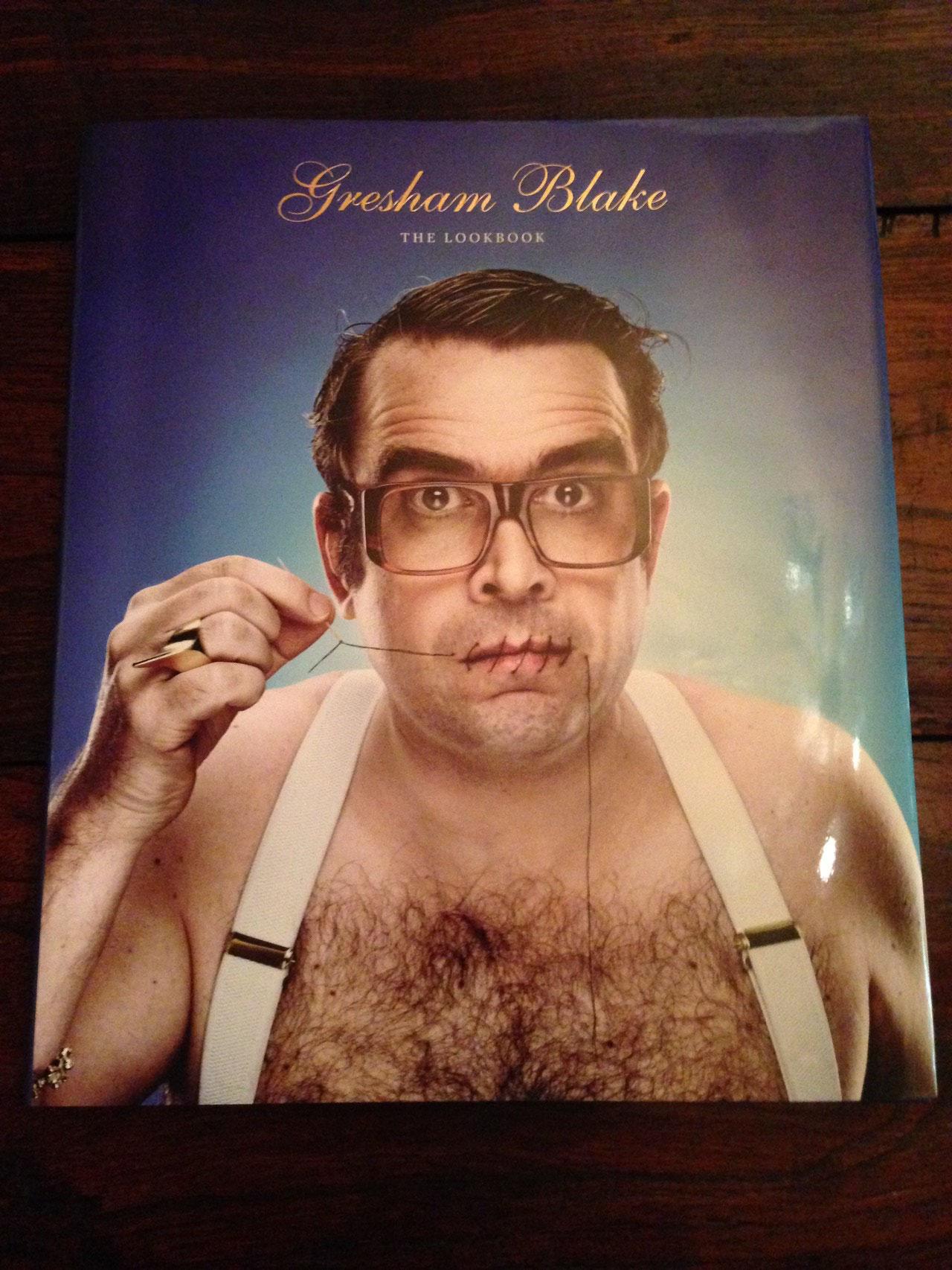 Gresham Blake THE LOOKBOOK