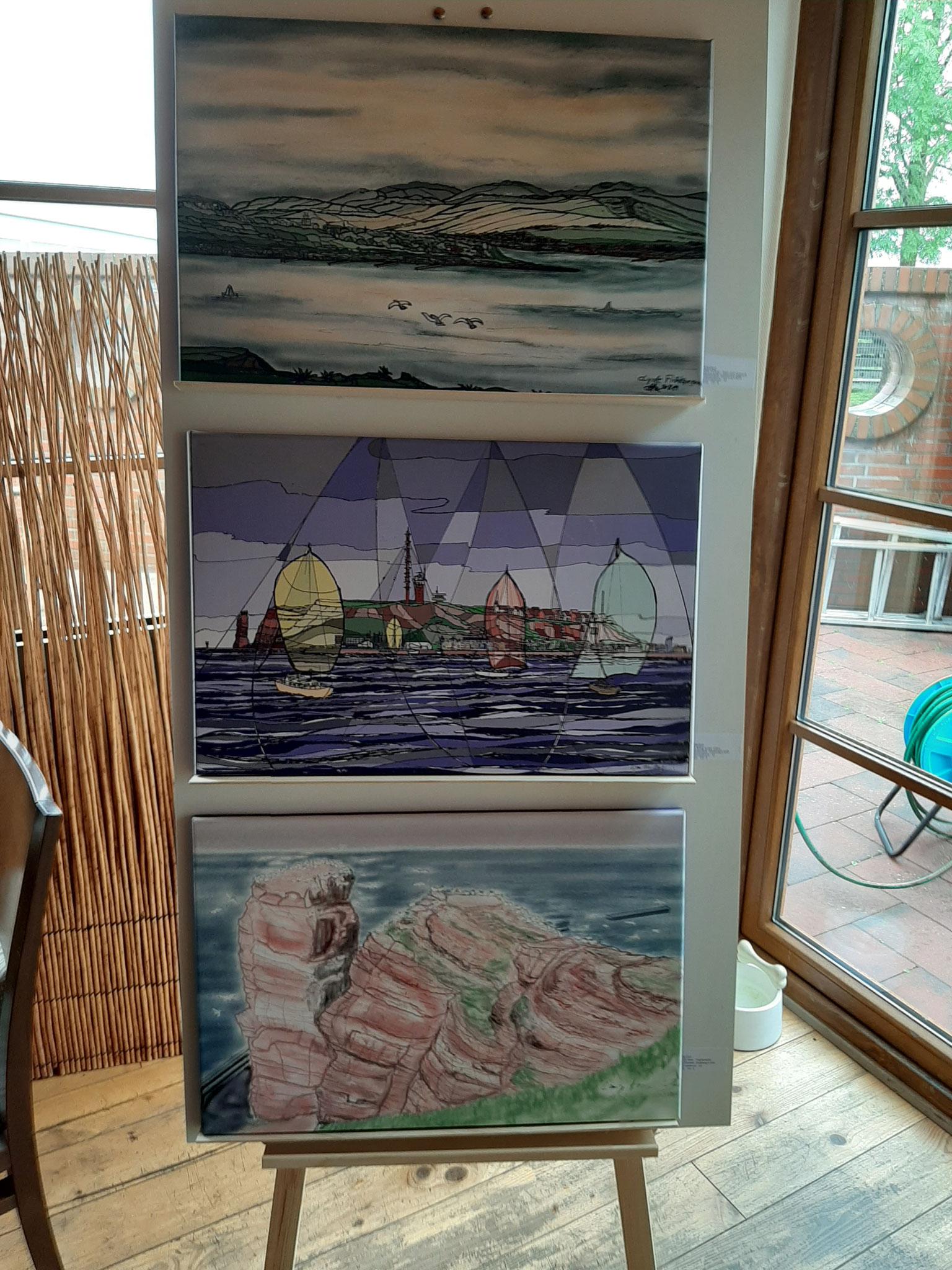 Ausstellung - An Bord