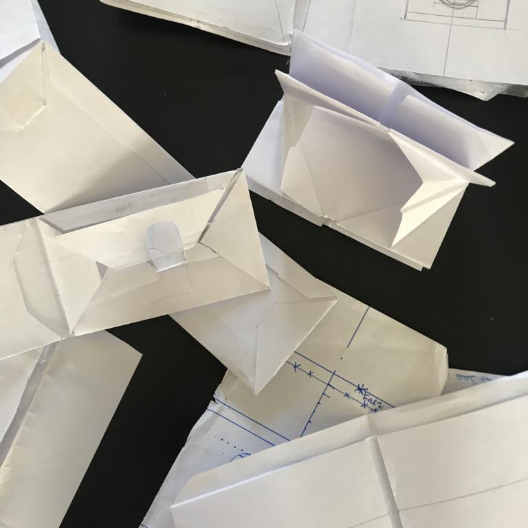 Papiermodelle | paper models
