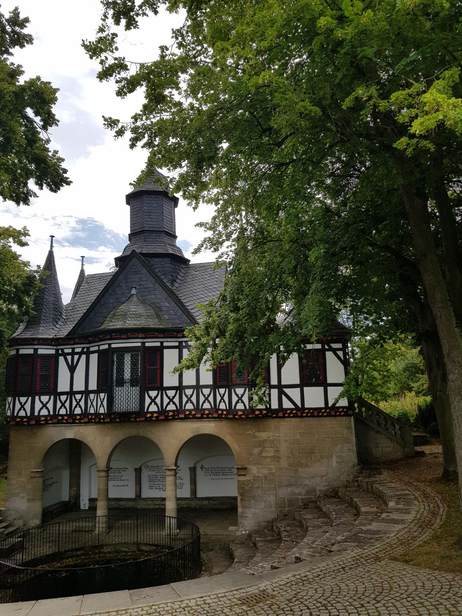 Popperöder Quelle in Mühlhausen