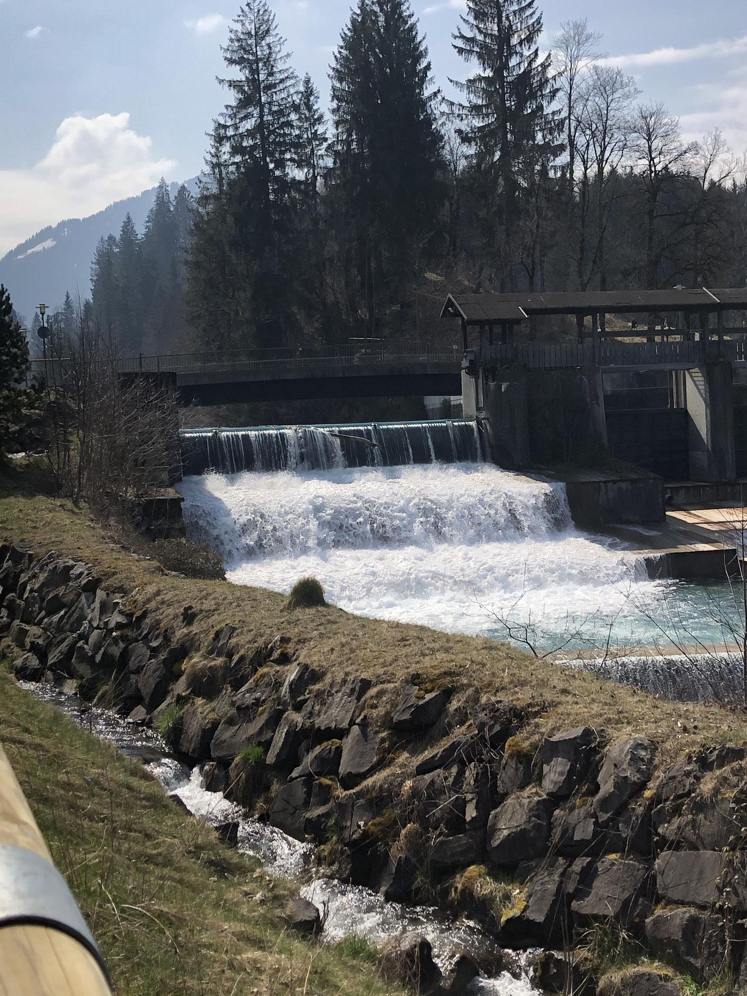 Trettach in Oberstdorf
