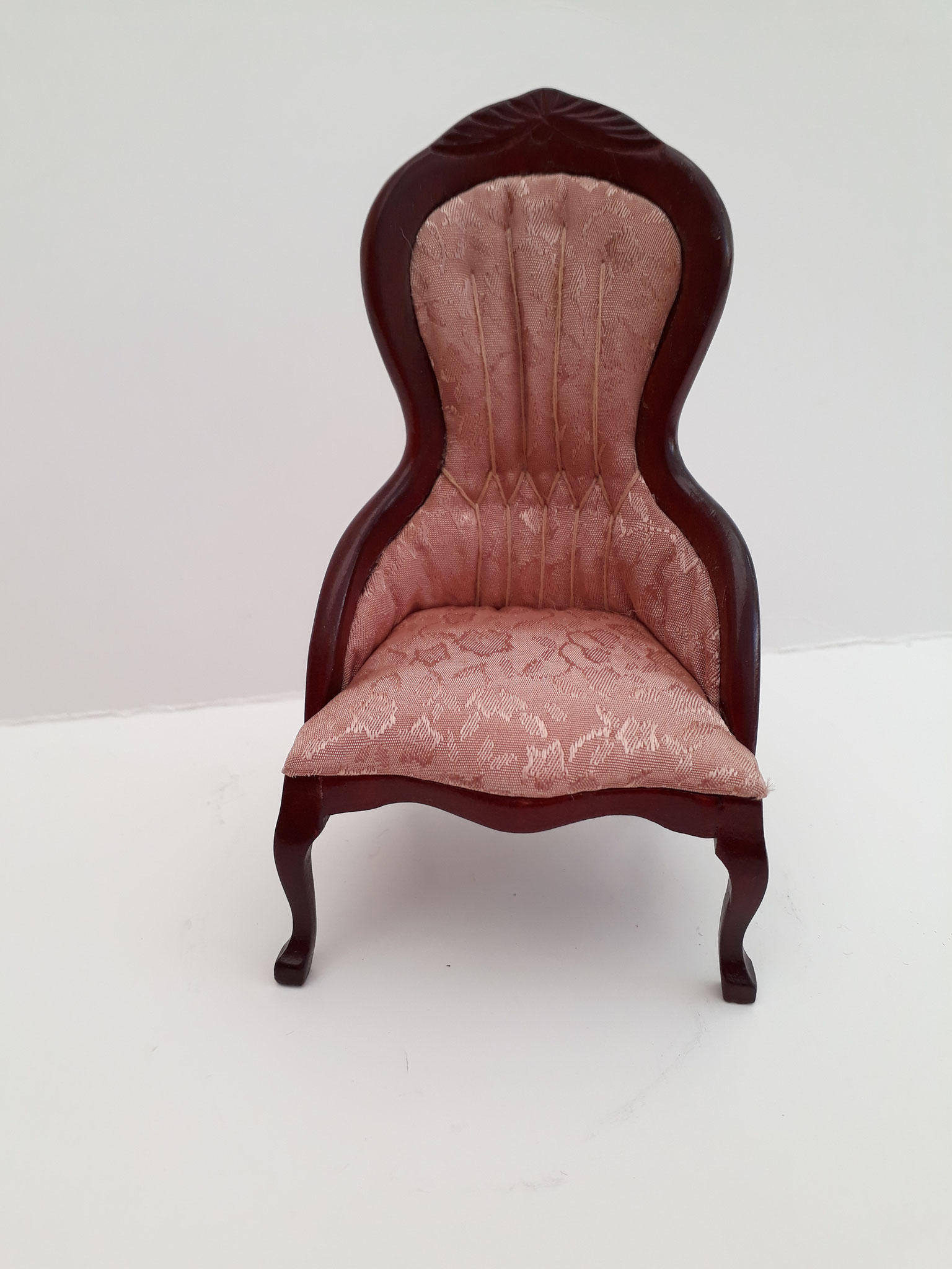 Dusky Pink Ladies Chair