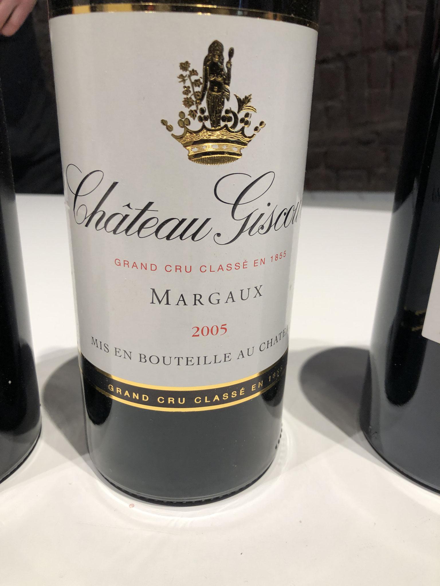2005 mooi verouderde wijn