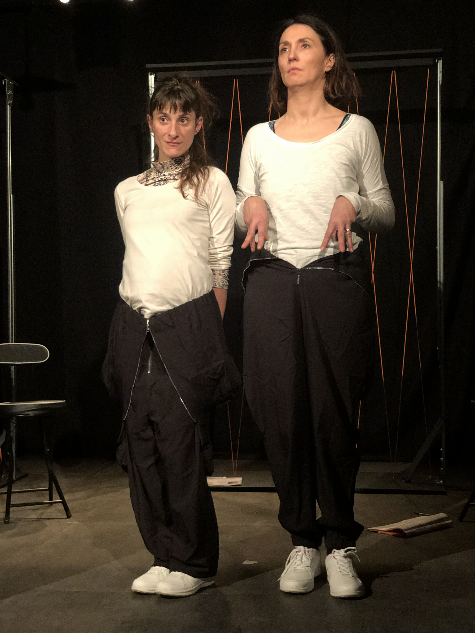 """La Tigresse"" / Théâtre Spirale"