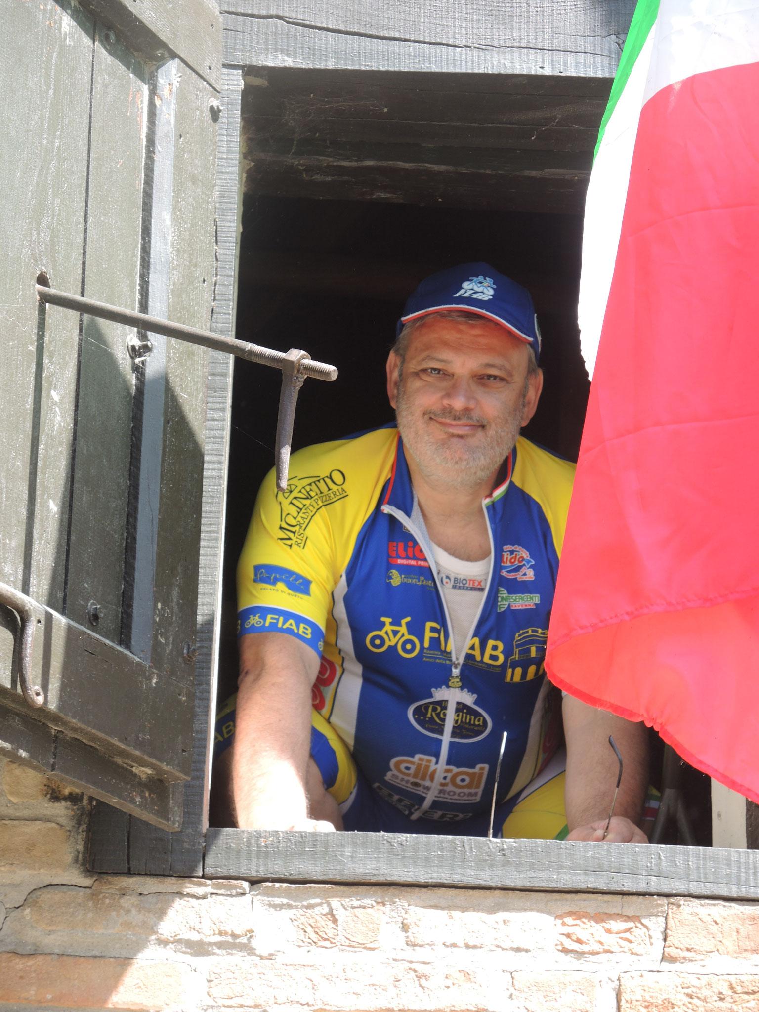 il Presidente Fiab Ravenna