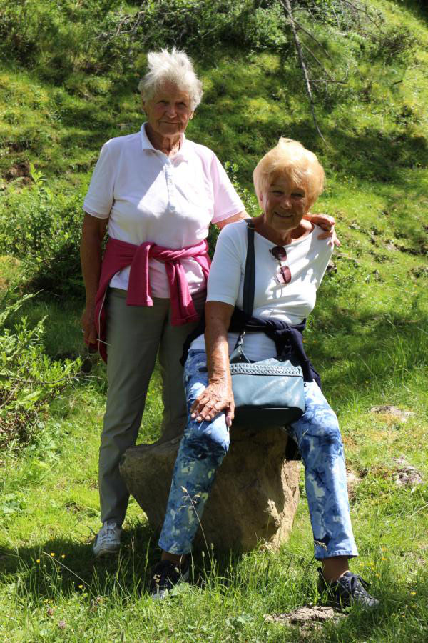 Anni und Renate