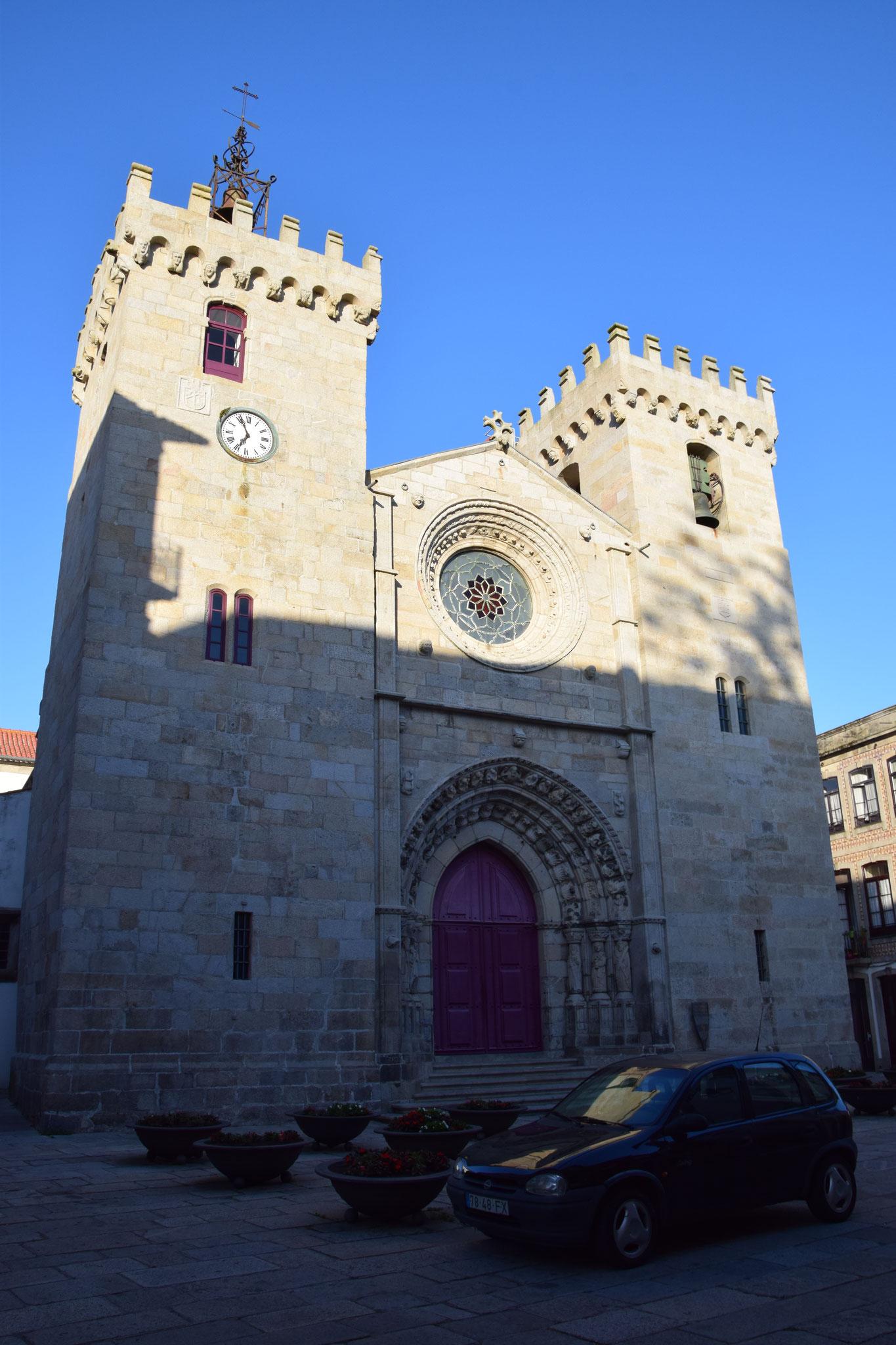 Kathedrale aus dem 15. Jahrhundert