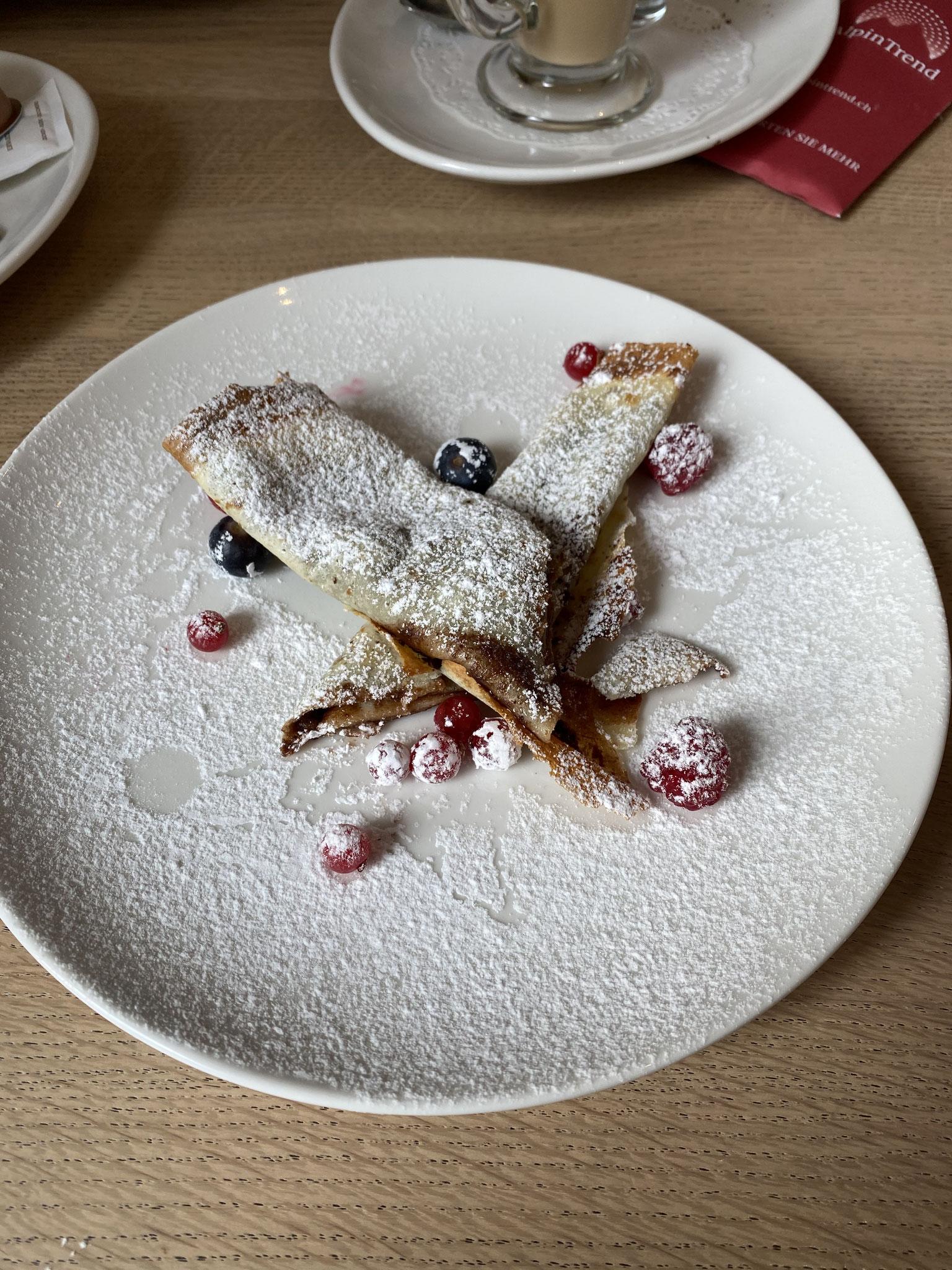und Dessert