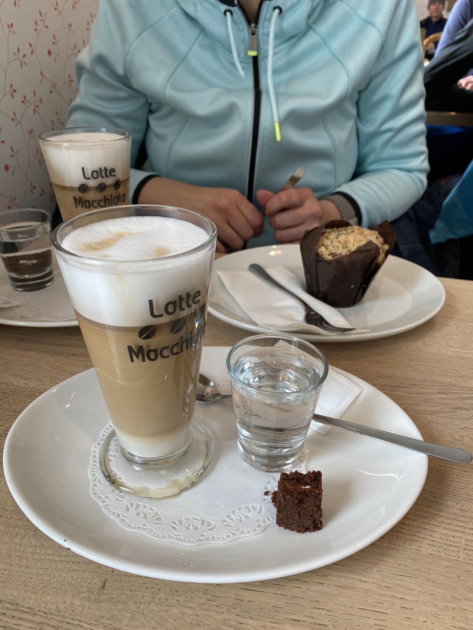 Der Verdiente Kaffee