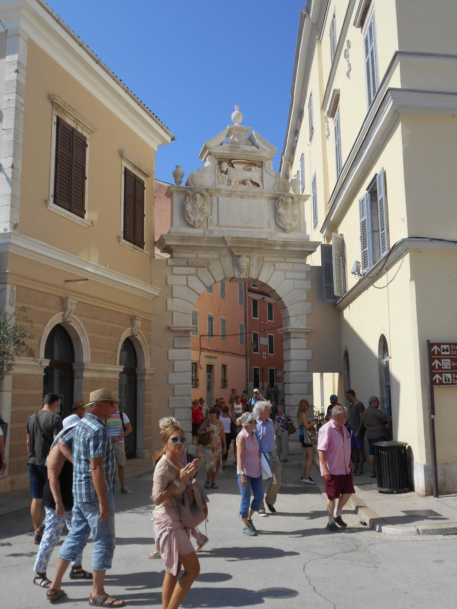 Die Porta Balbi