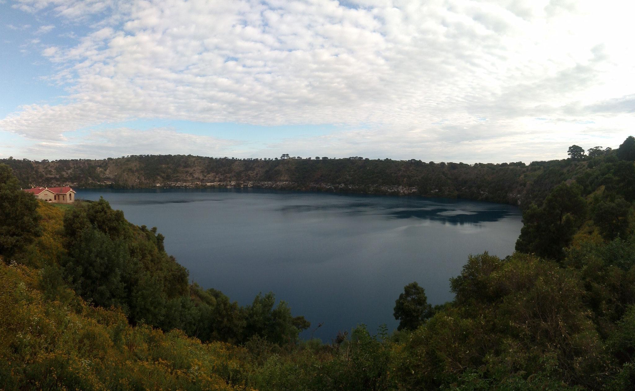 Le magnifique Blue Lake