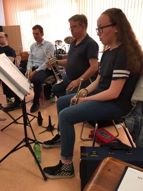 Tolle Workshops im Orchester Henstedt-Ulzburg