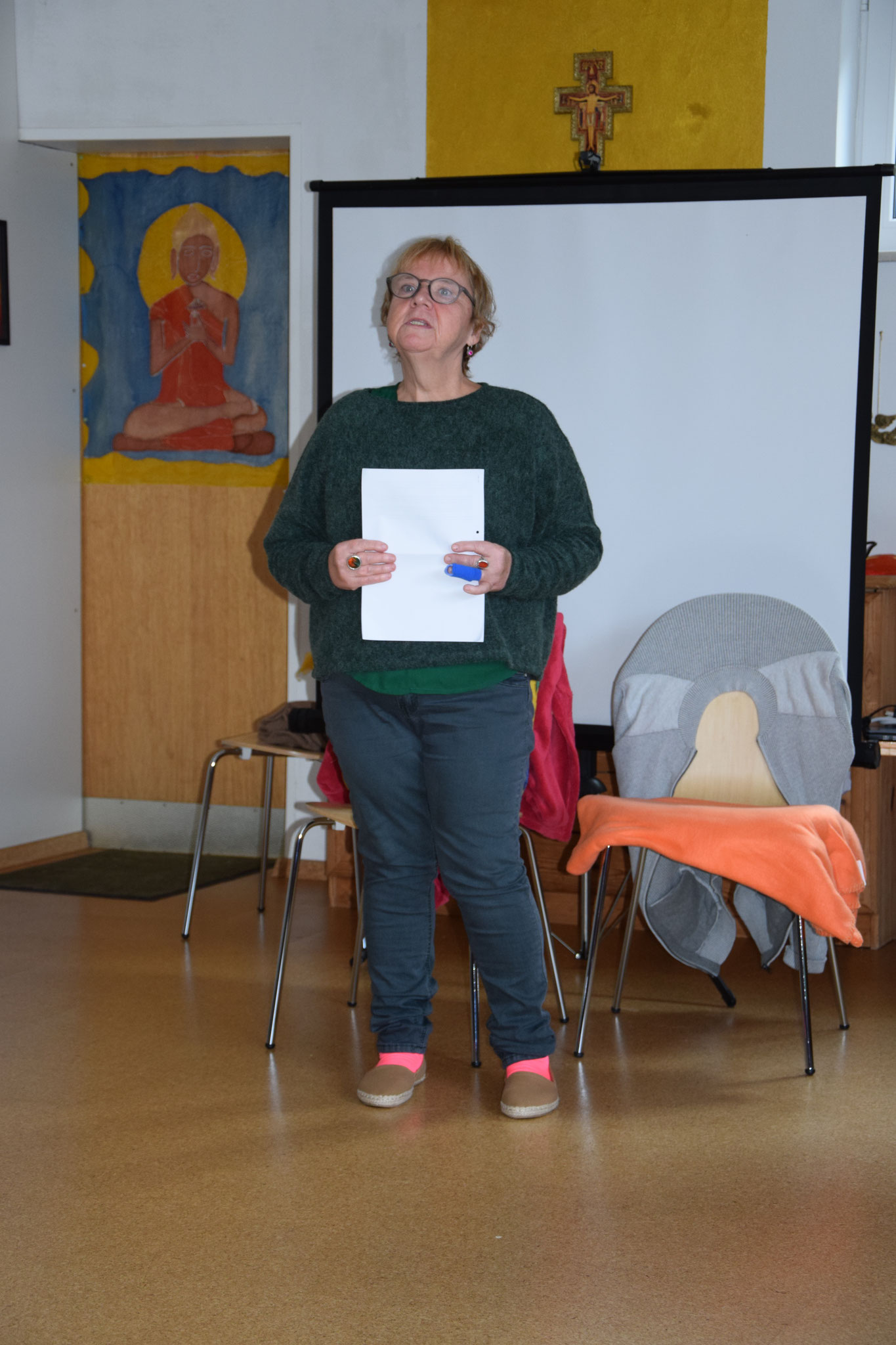 Novemberseminar: Sybille singt....