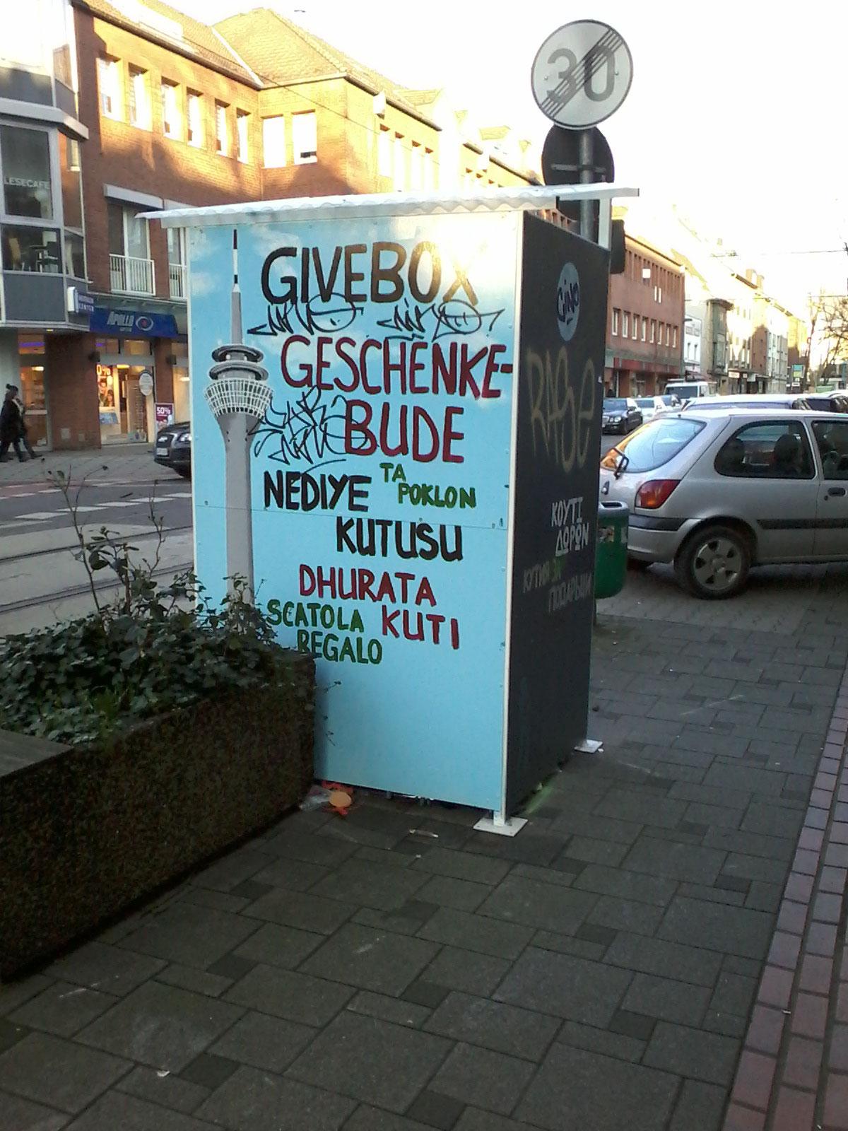 Düsseldorf Rath Mitte