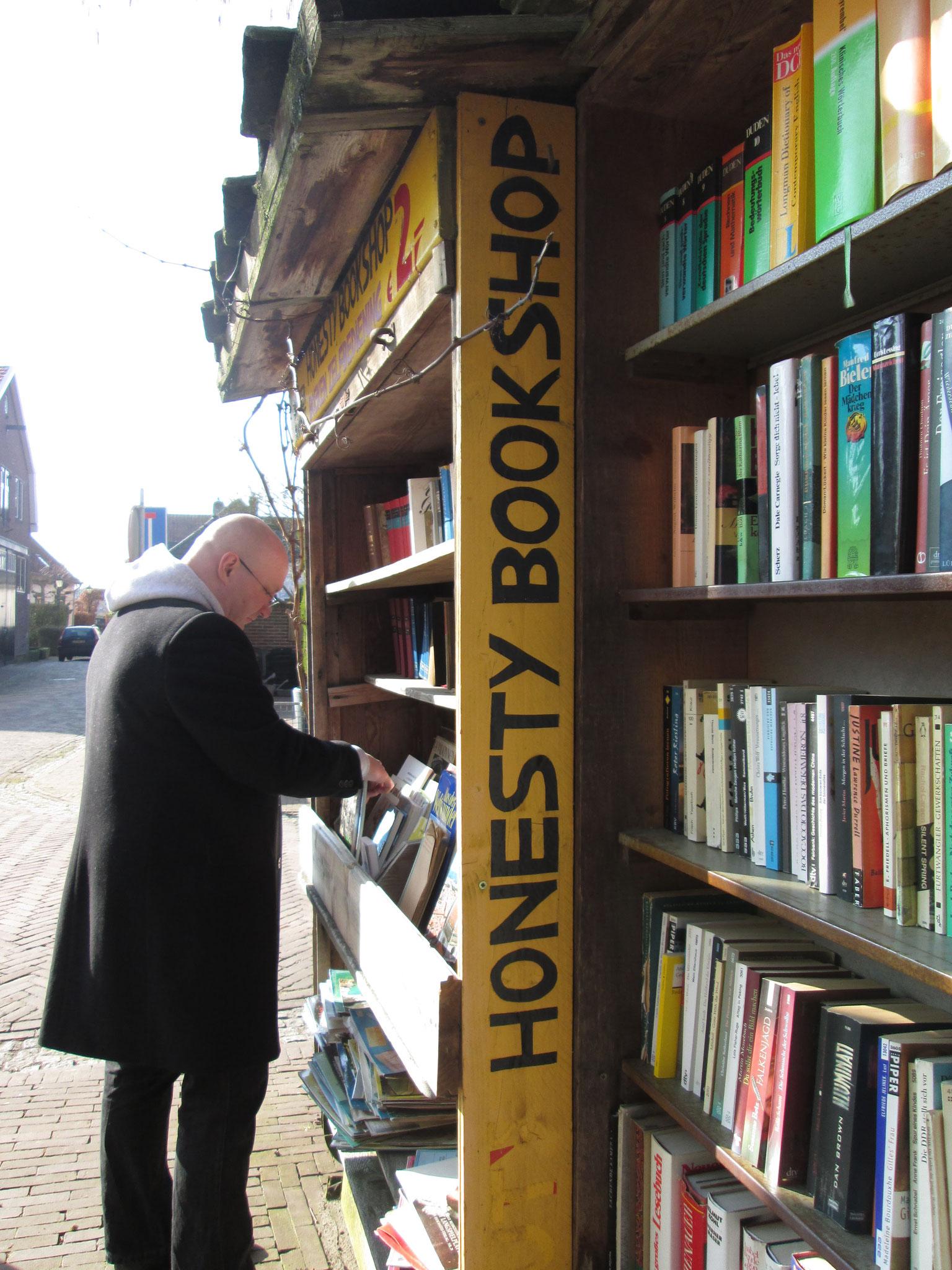 Bredevoort Honesty Bookshop