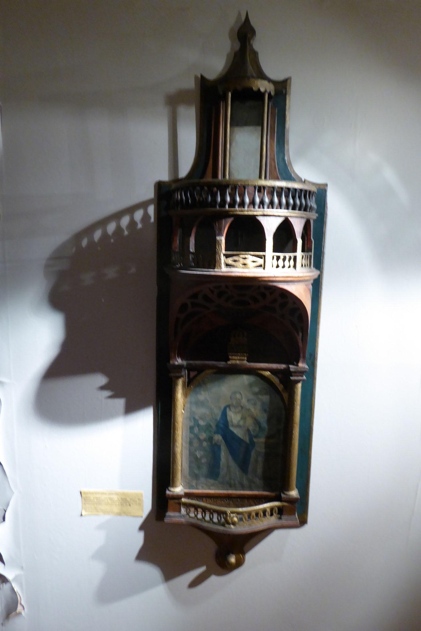 baldaquin datant de 1876