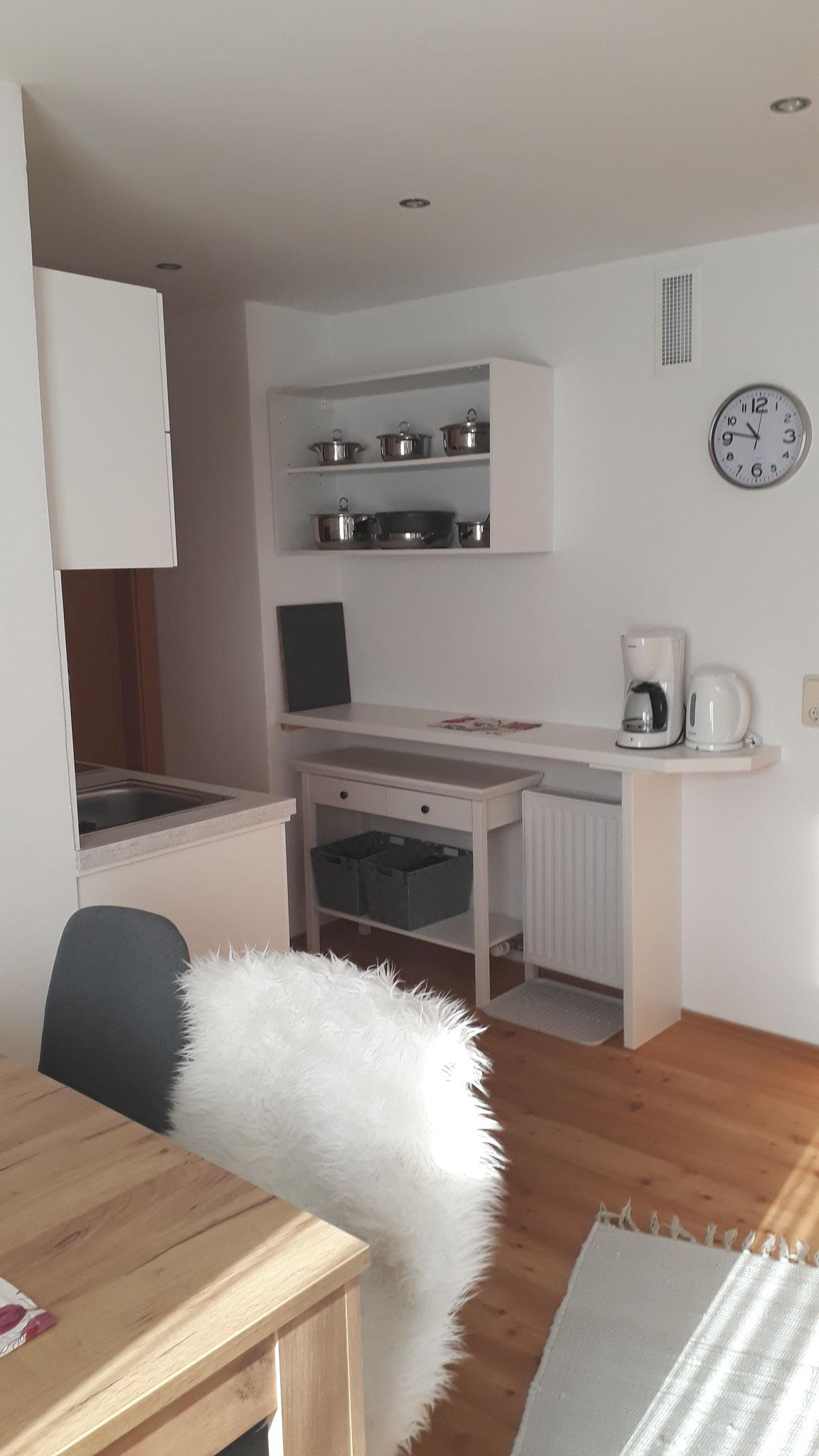 Wohnbeispiel - Küche
