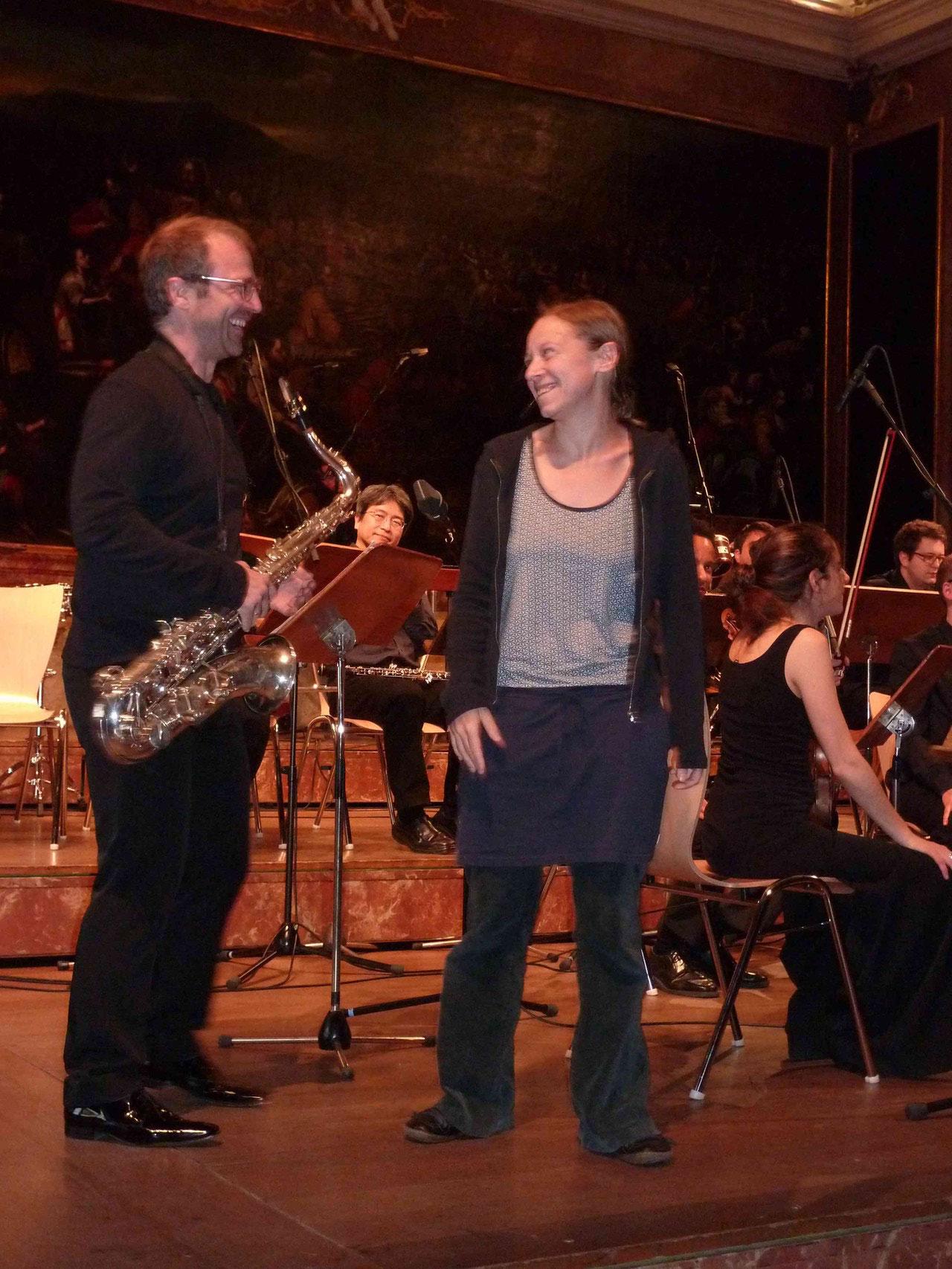 Clemens Frühstück, Joanna Wozny