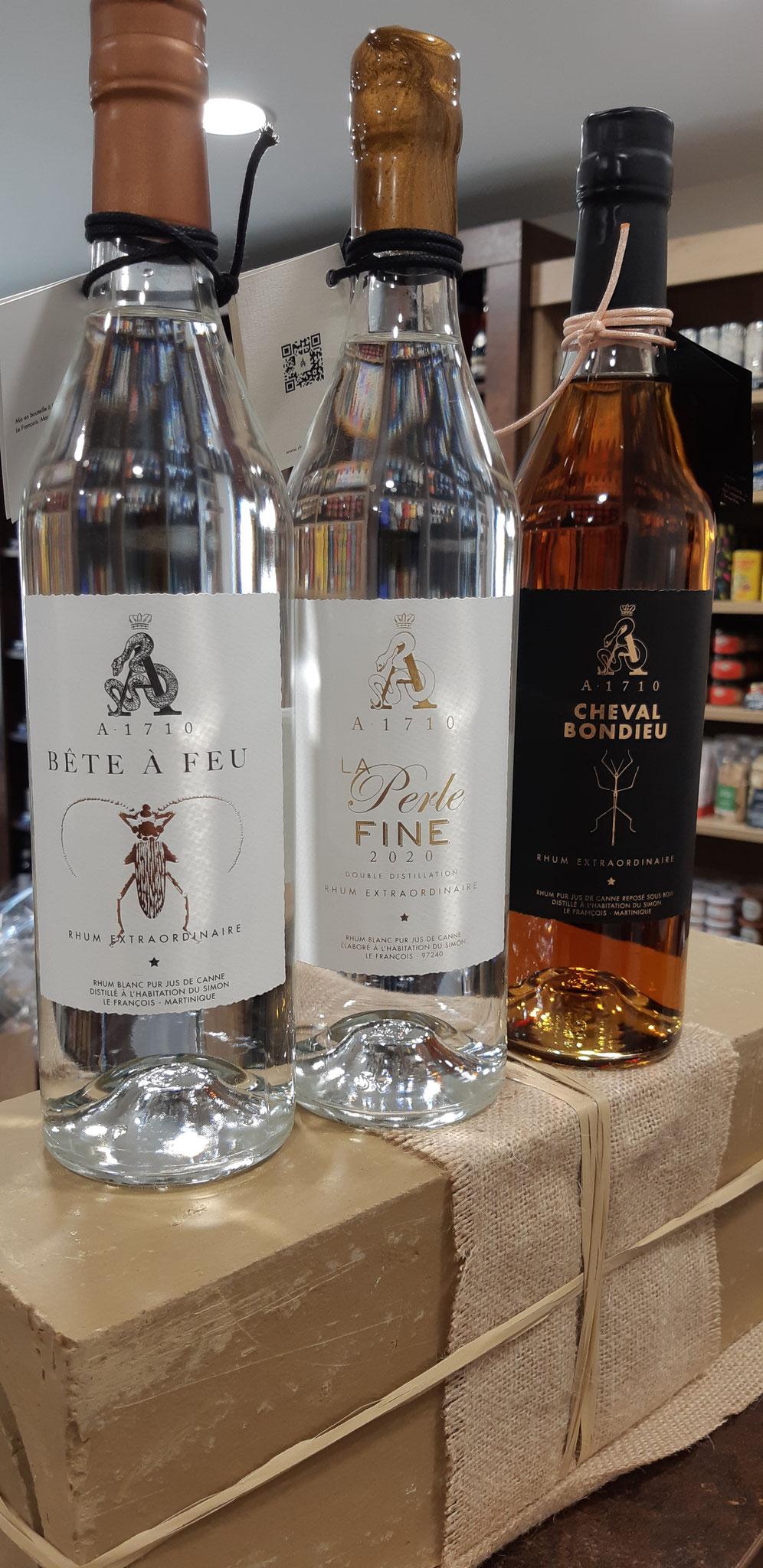 Rhums, Rones, Rums