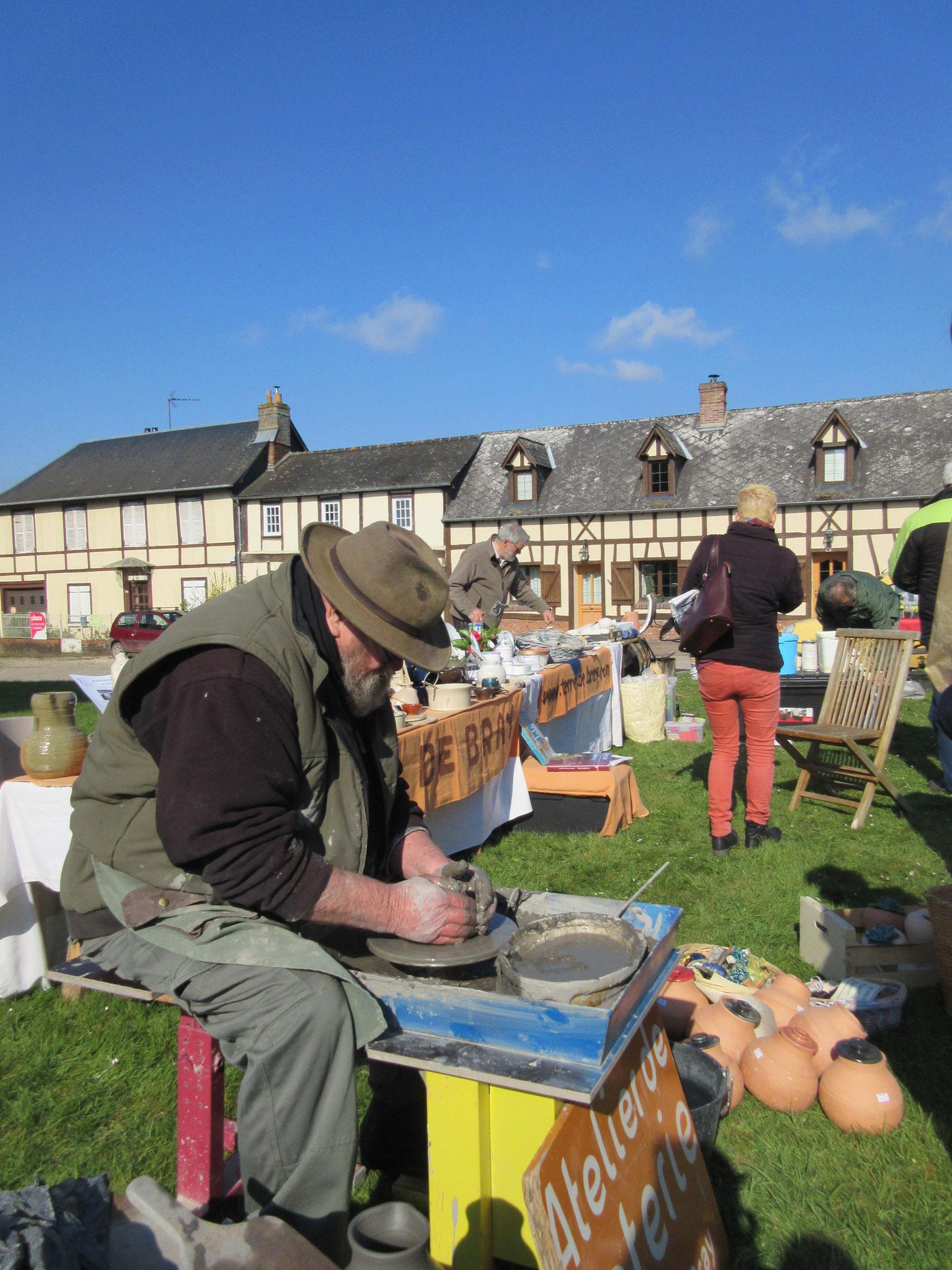 Fête des jardiniers à Beaubec la Rosière 14 avril 2019