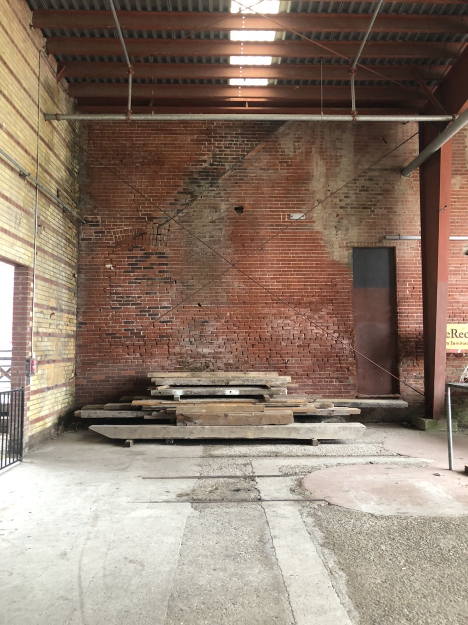 These three photos were taken by Sae Kimura at the Brick Works in Toronto