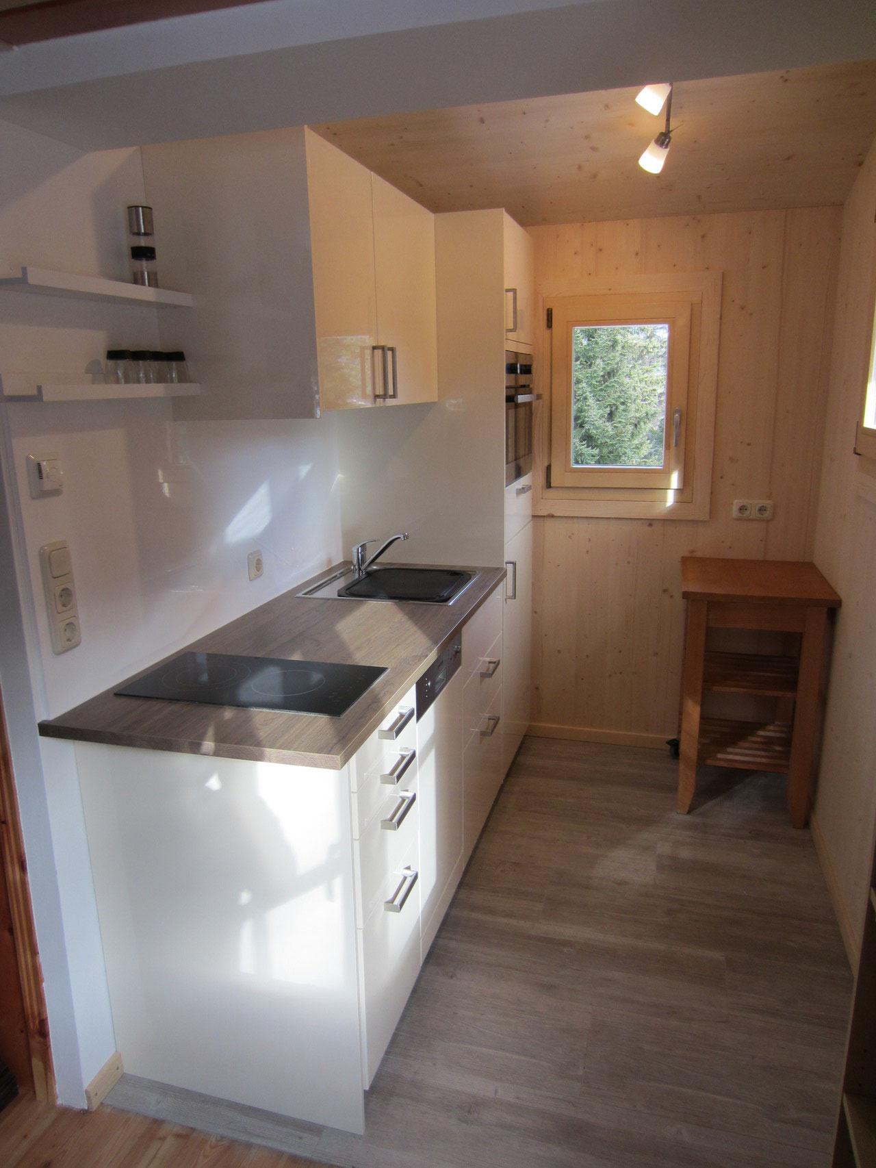 Zirbenwald-Chalet Turracher Höhe - mit geräumiger, voll ausgestatteter Küche