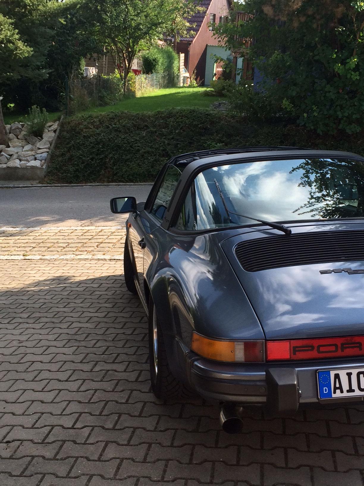 Porsche 911 Targa - Baujahr 1982