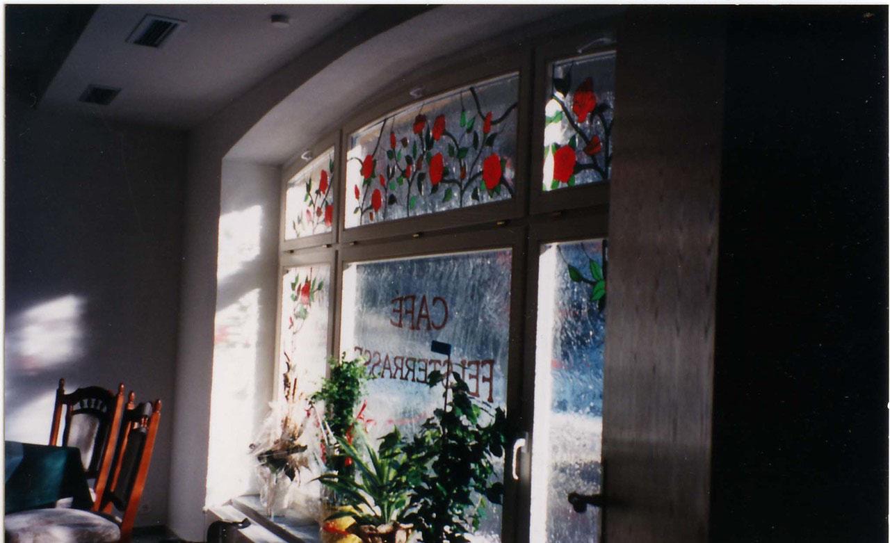 Cafe Felsterrasse Alexisbad