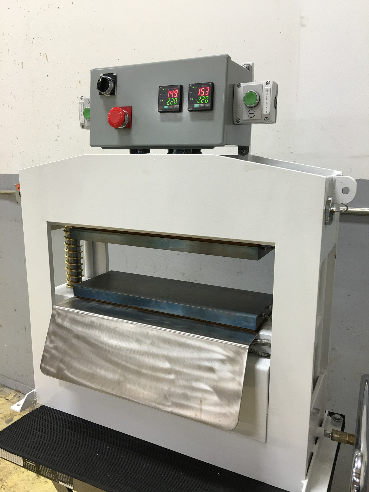 IE108 Rosin Press