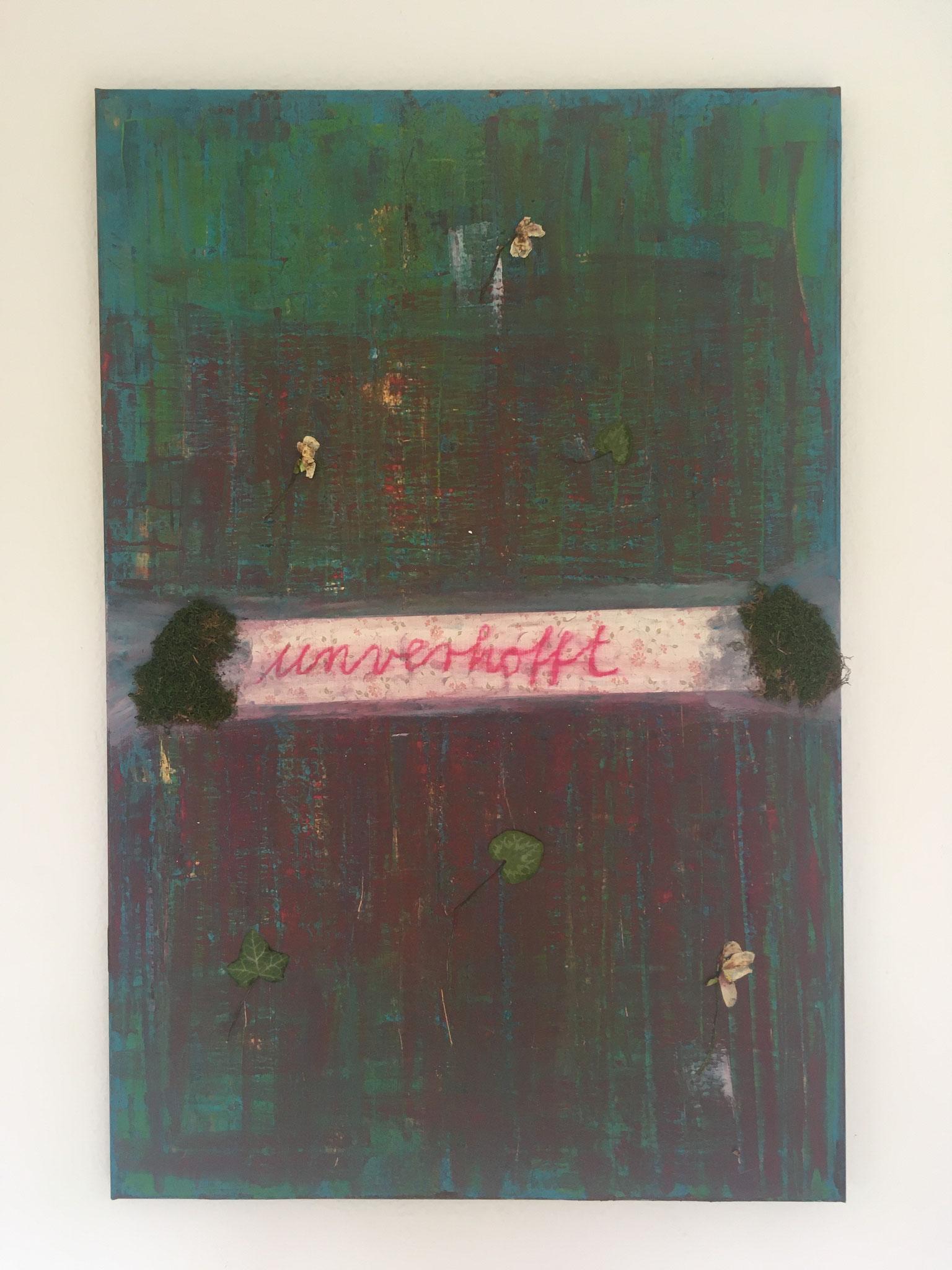 Unverhofft (90x60cm)