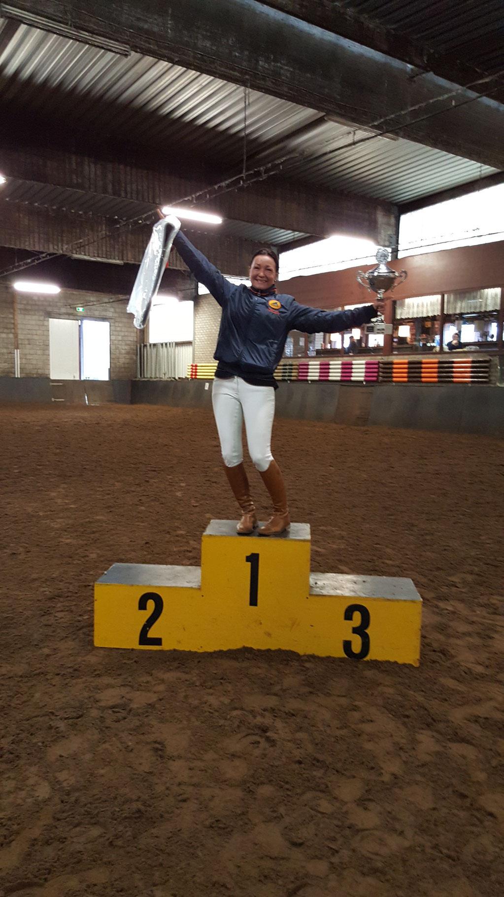 Clubkampioen Eigen Paarden Dressuur