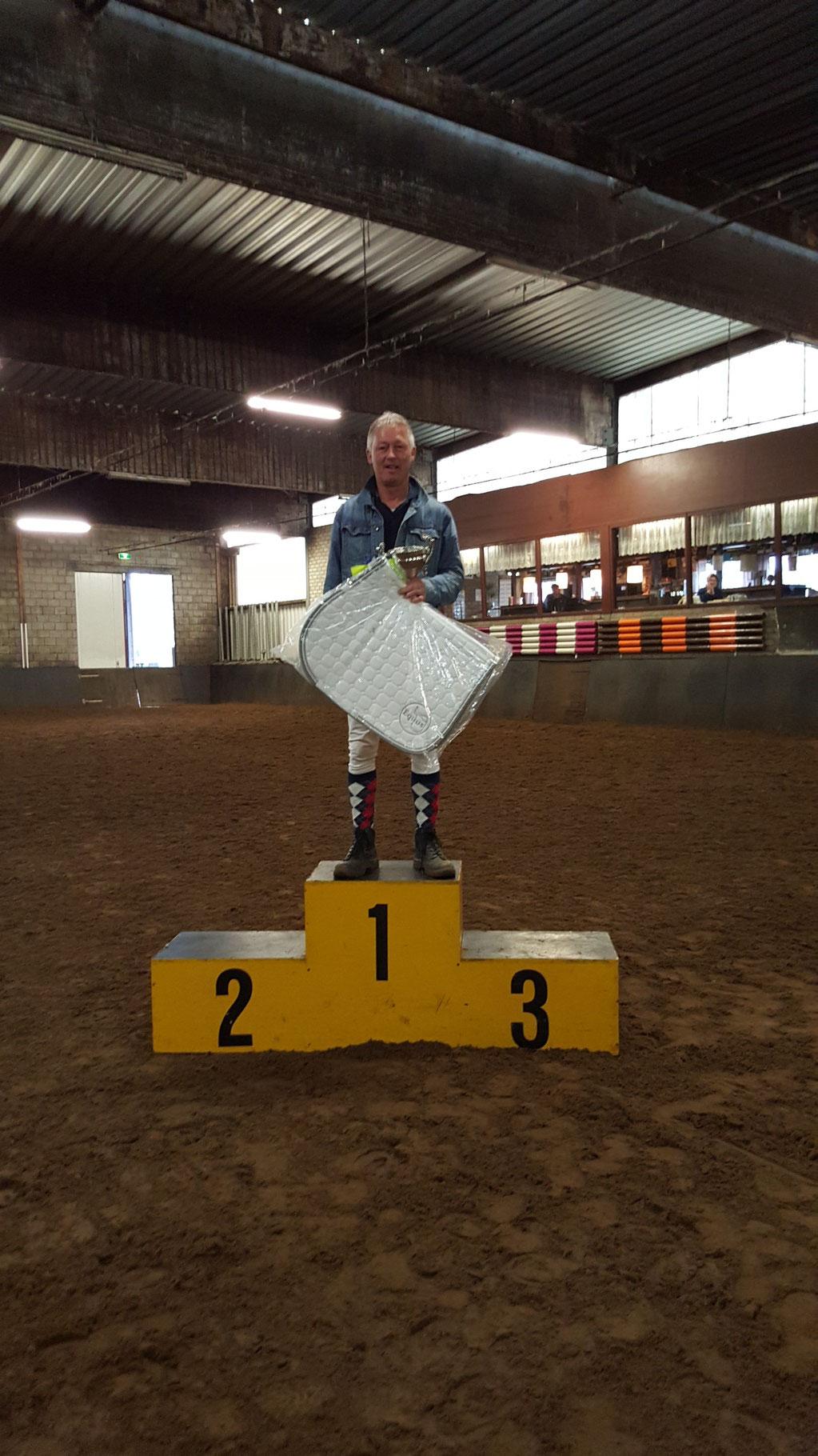 Clubkampioen Eigen Paarden Springen